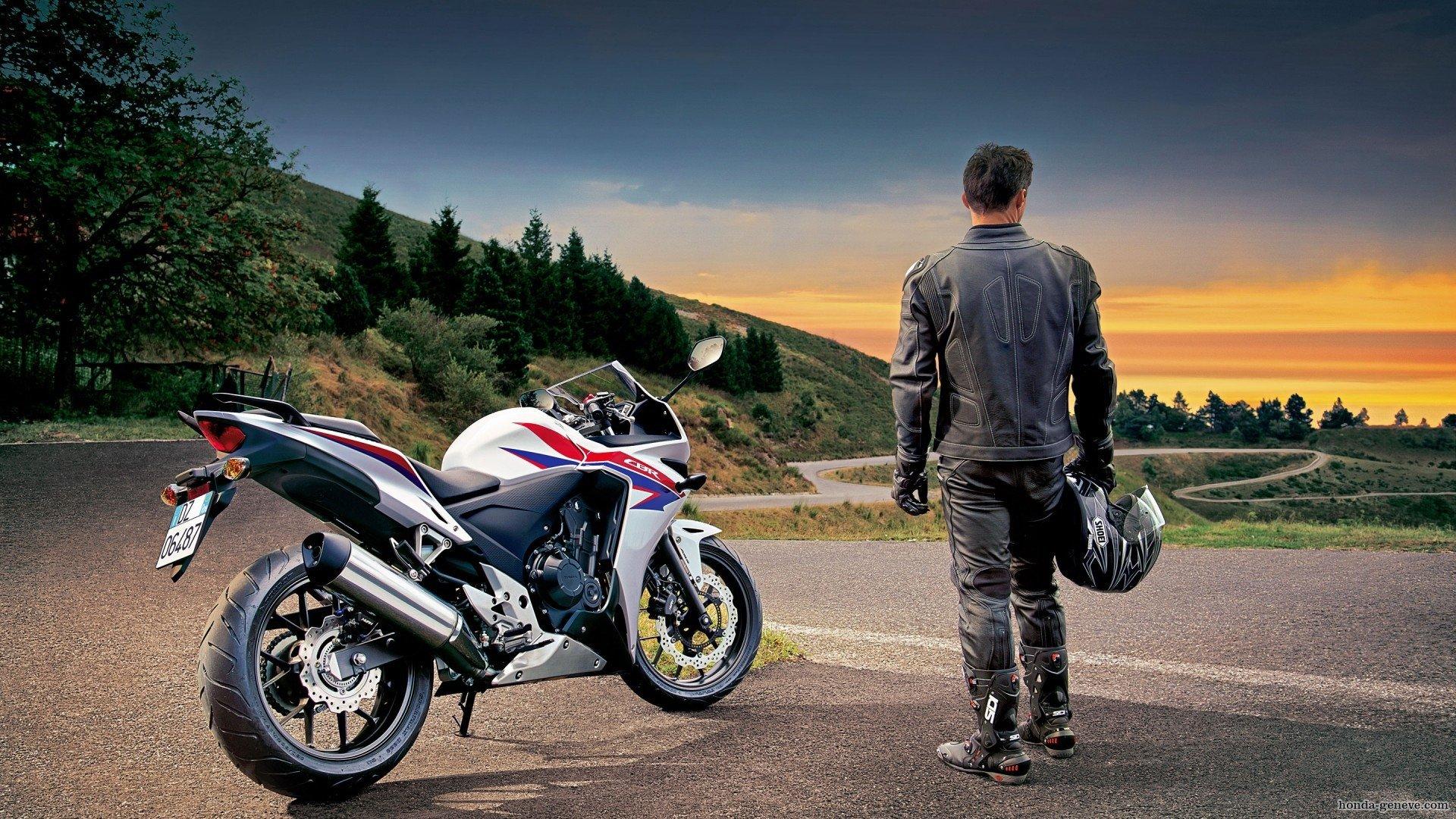 Honda Cbr Motorcycle 4k Hd Desktop Wallpaper For 4k Ultra: Honda CBR 500R Full HD Wallpaper And Background Image
