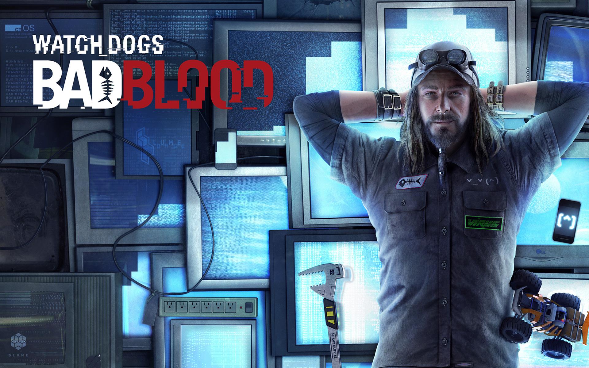 Watch Dogs: Bad Blood Papel De Parede HD