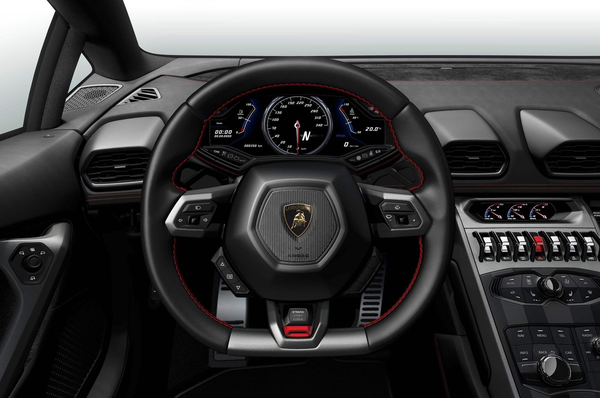 Lamborghini Huracan Hd Wallpaper Background Image 2048x1360 Id