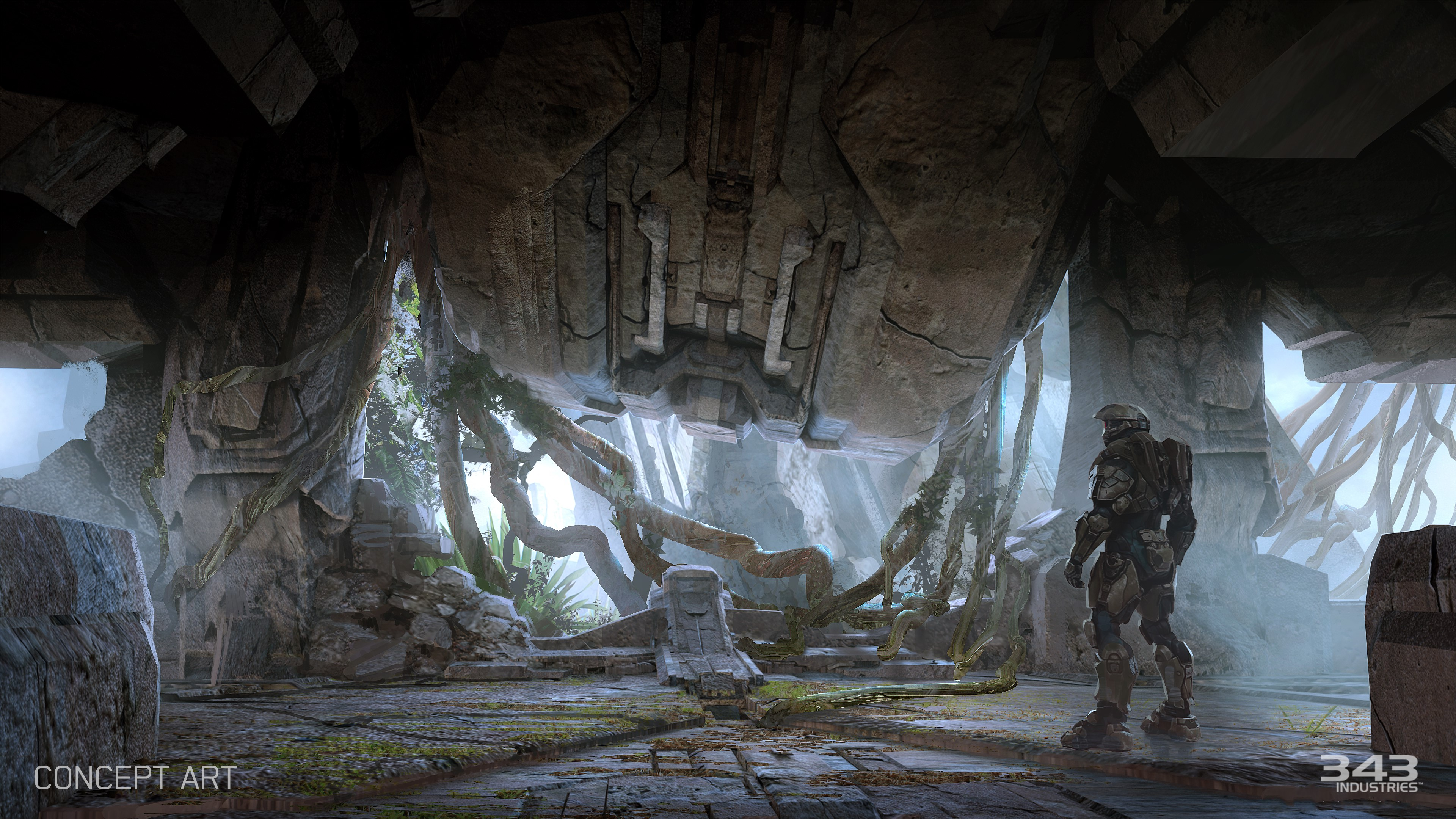 Halo The Master Chief Collection 4k Ultra Hd Wallpaper