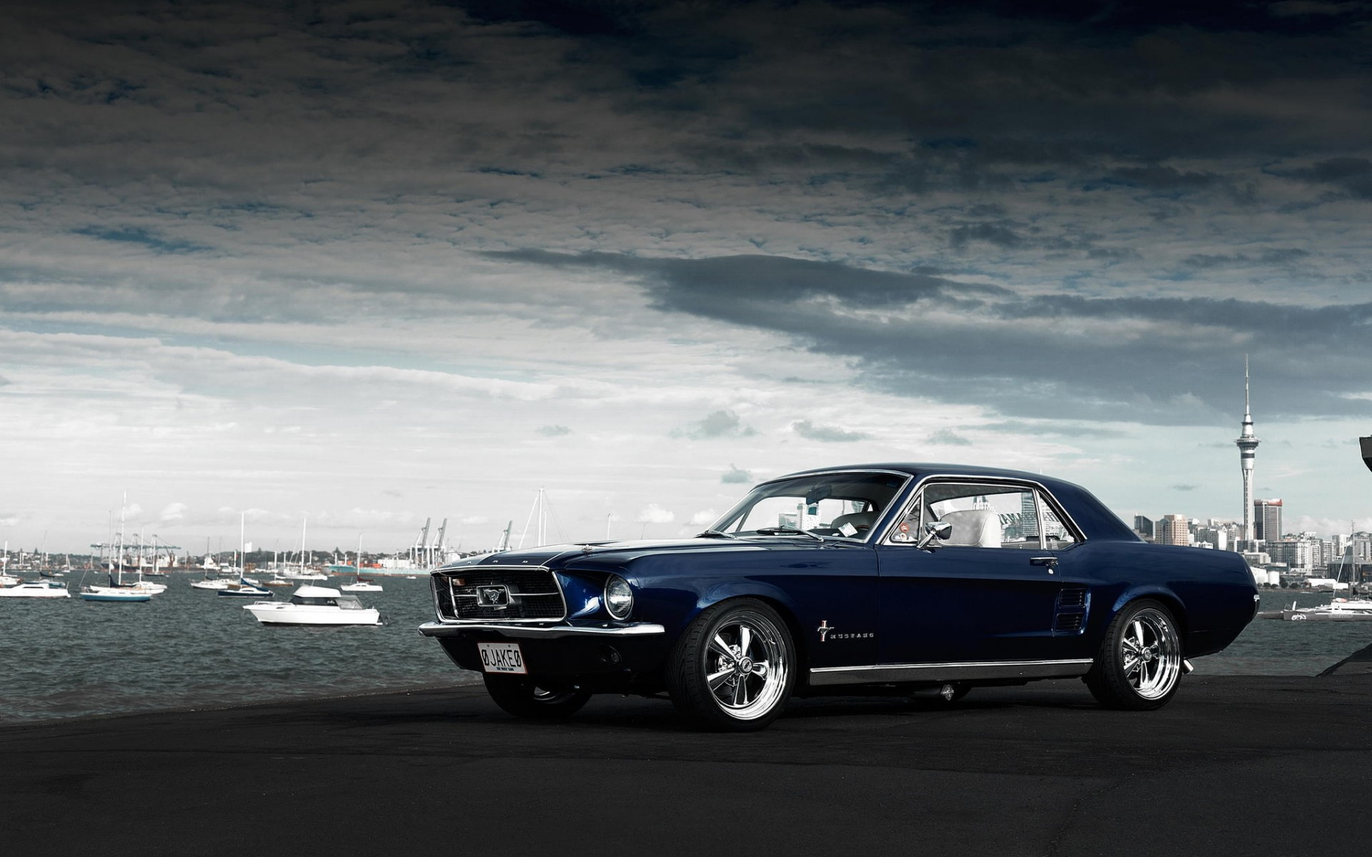 Ford Mustang Full HD Duvarka\u011f\u0131d\u0131 and Arka plan  1920x1200  ID:542538