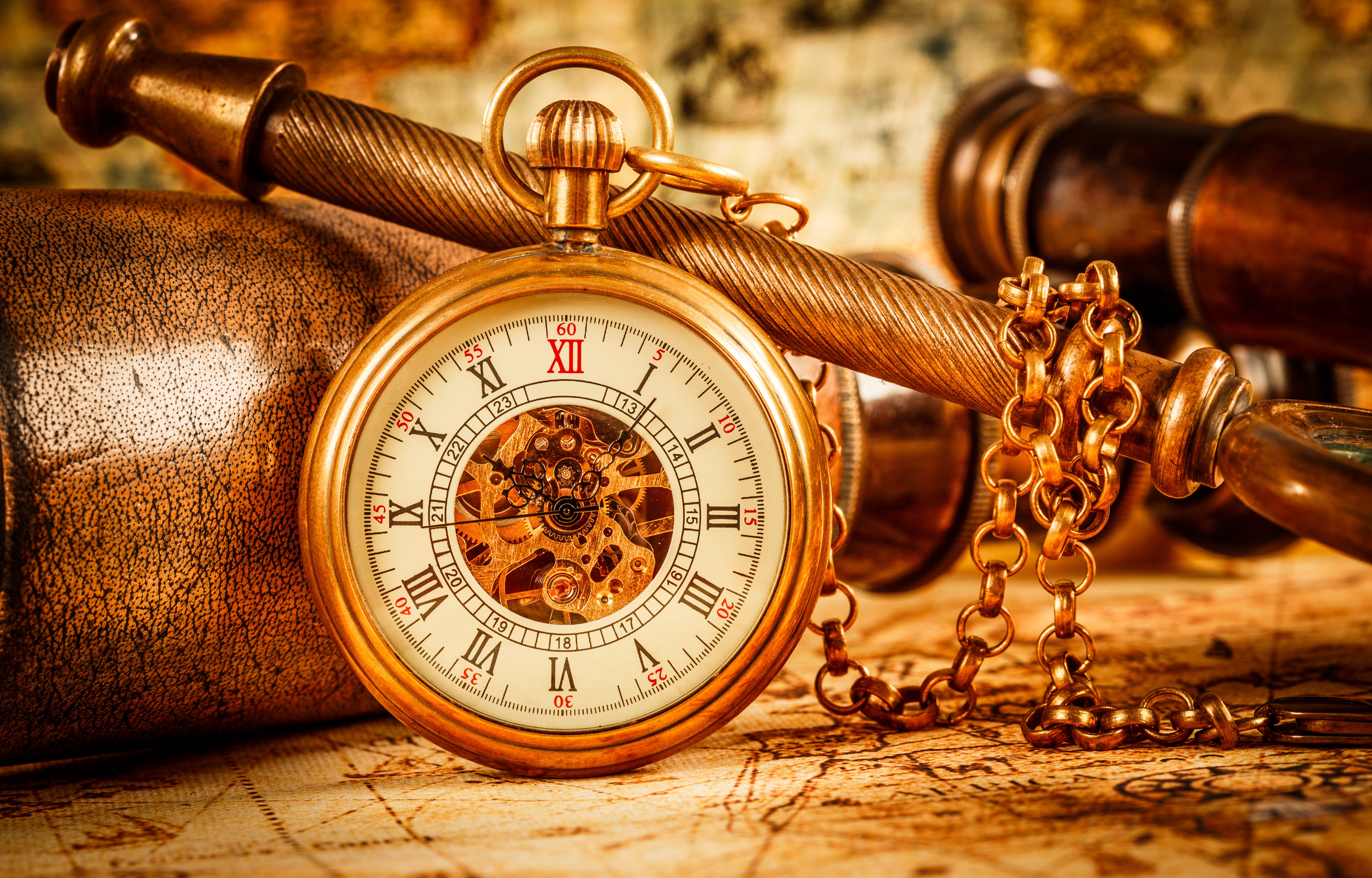 man made watch clock bokeh vintage pocket watch old wallpaper download