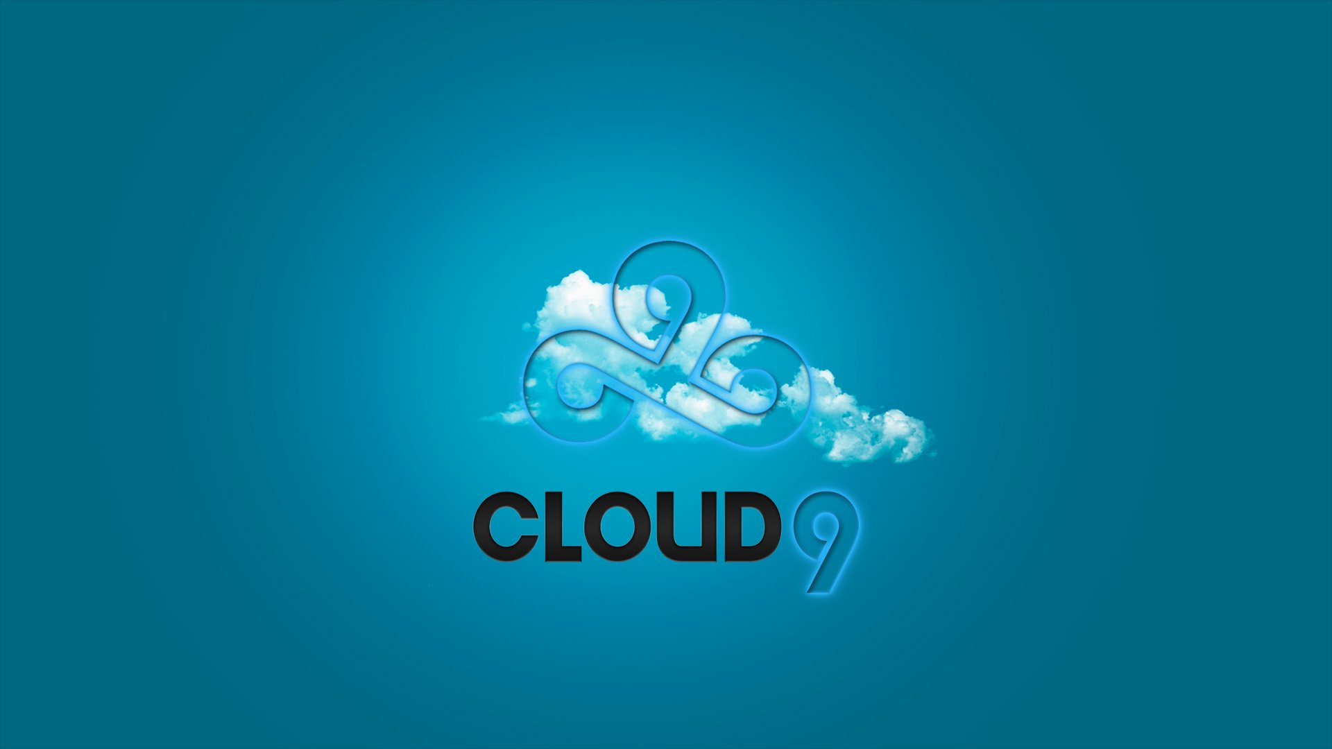 Blue Wallpaper For Cloud 9 Team League Of Legends Hd Wallpaper