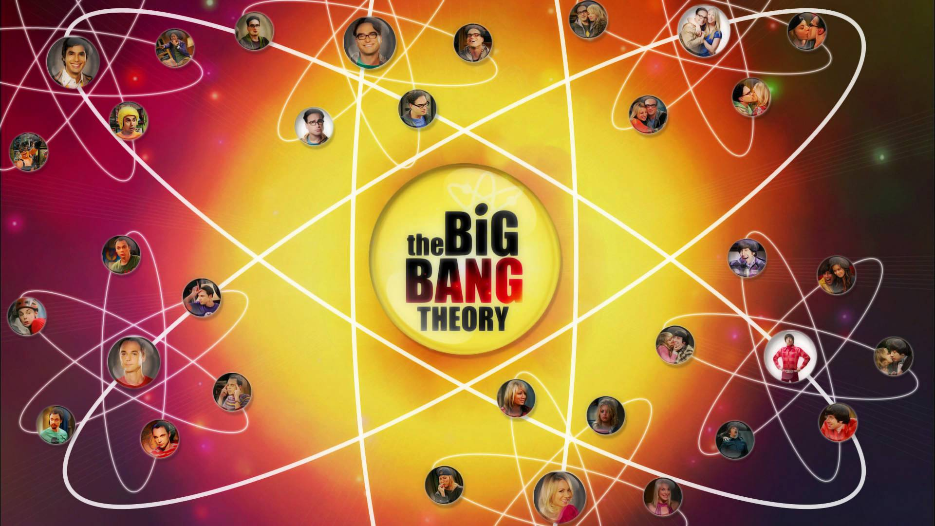 The Big Bang Theory Computer Wallpapers, Desktop Backgrounds