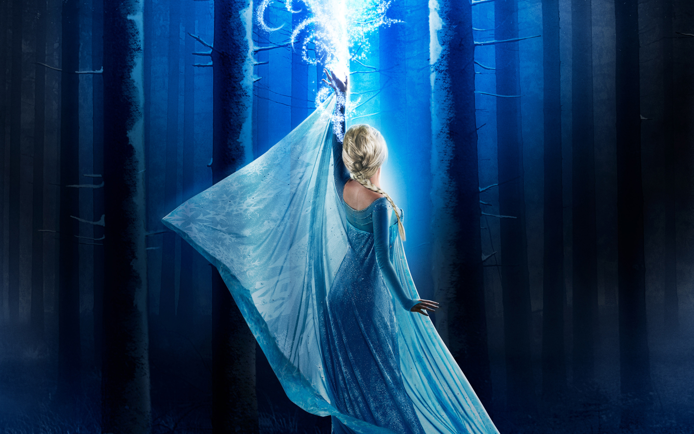 Elsa In Once Upon A Time Hd Wallpaper Background Image