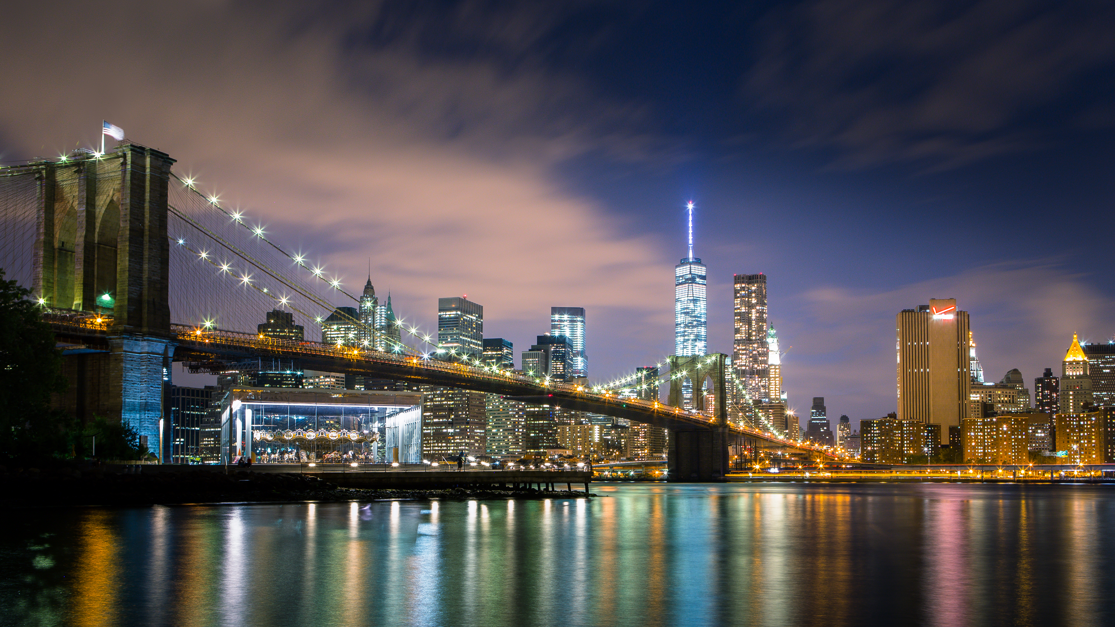 New york wallpapers hintergr nde 3840x2160 id 546073 for Ohrensessel york big