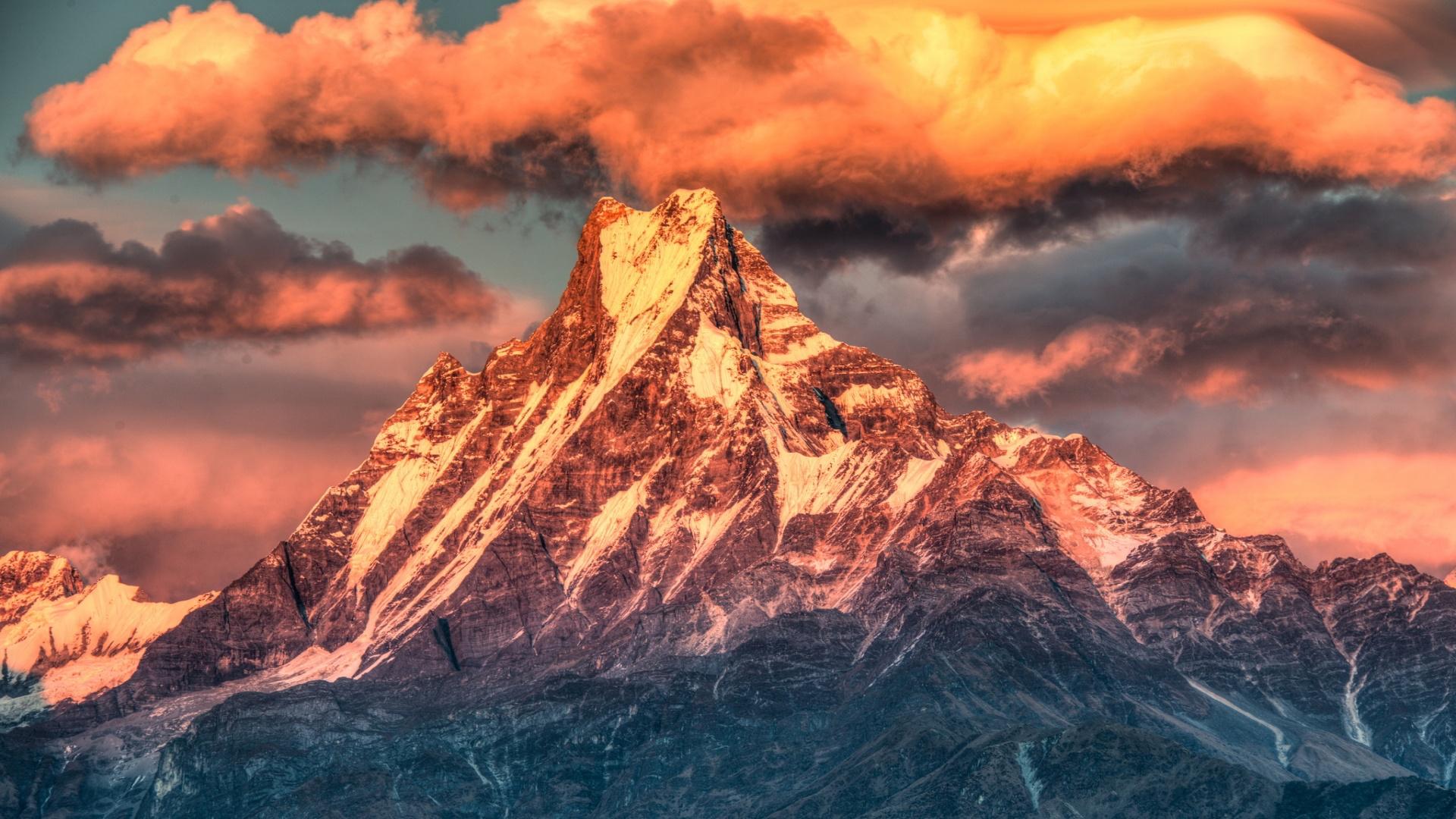 Himalayas hd wallpaper background image 1920x1080 id - Himalaya pictures wallpaper ...