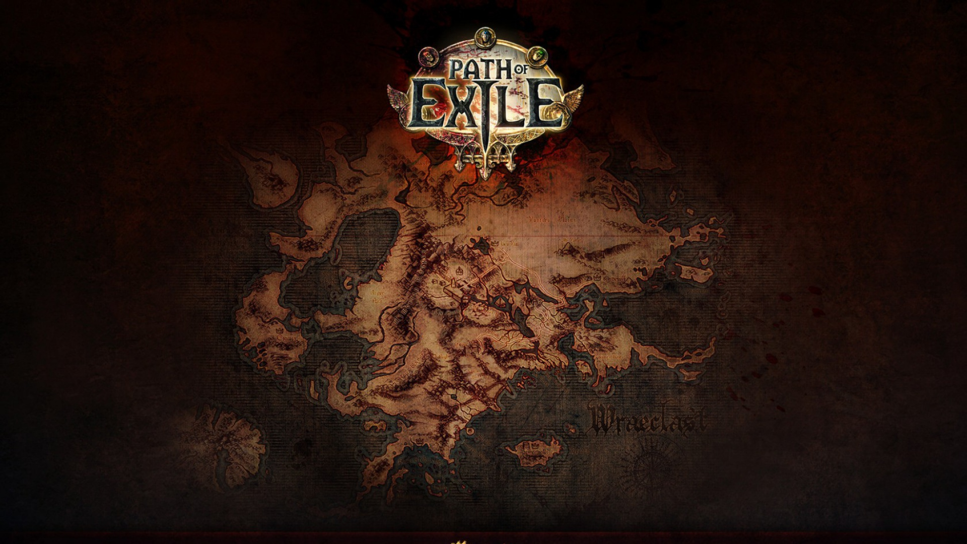 Path Of Exile Full HD Wallpaper And Background Image