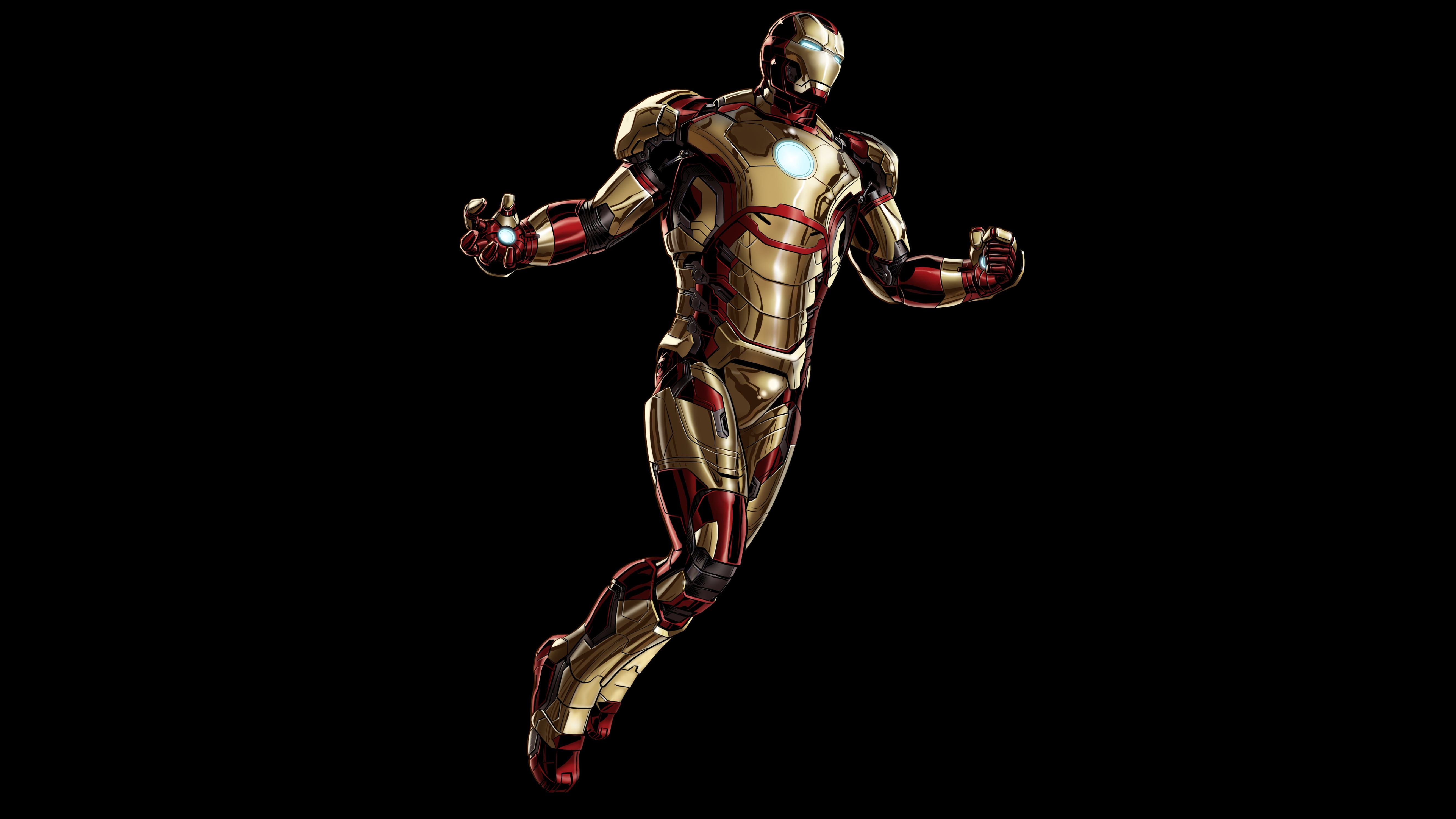 37 4k Ultra Hd Iron Man Wallpapers Background Images Wallpaper Abyss