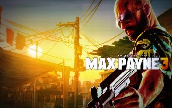 max payne 3 4k wallpapers