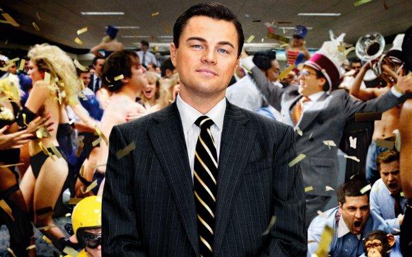 Movie The Wolf of Wall Street Jordan Belfort Leonardo Dicaprio HD Wallpaper | Background Image