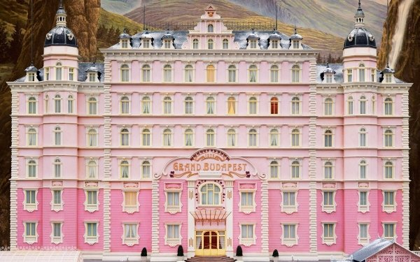 Movie The Grand Budapest Hotel Budapest Hotel HD Wallpaper   Background Image
