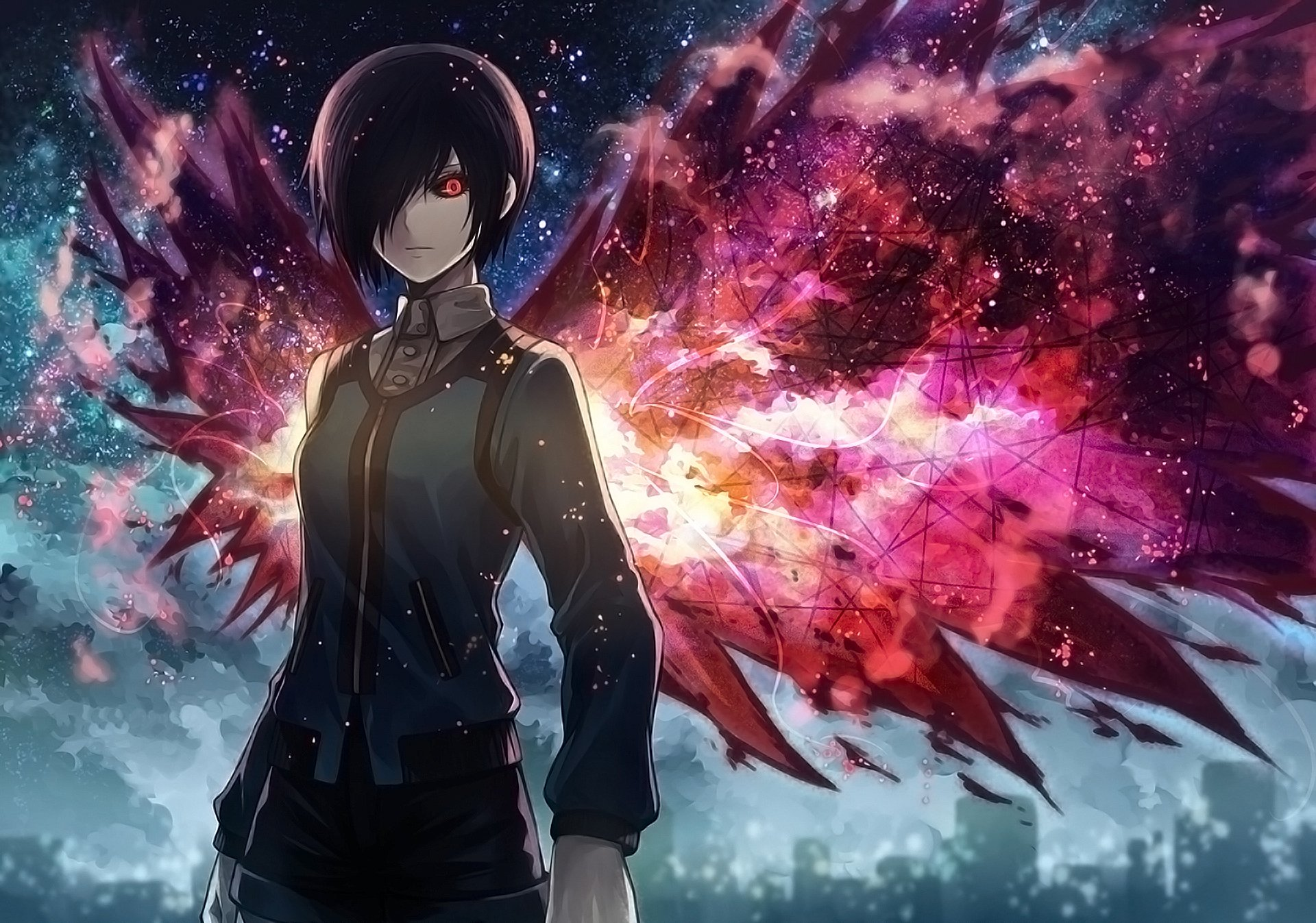 992 Tokyo Ghoul Hd Wallpapers Background Images Wallpaper Abyss