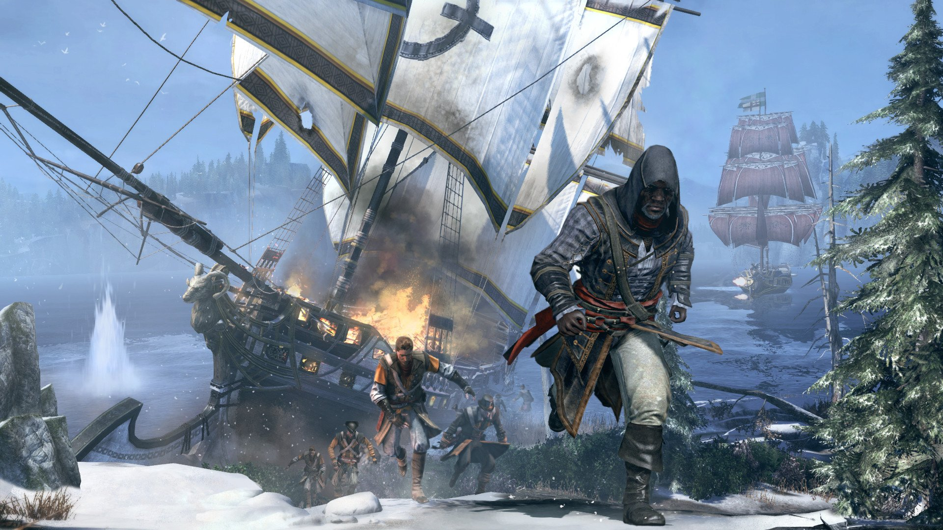 Assassin's Creed: Rogue Full HD Wallpaper and Background ...