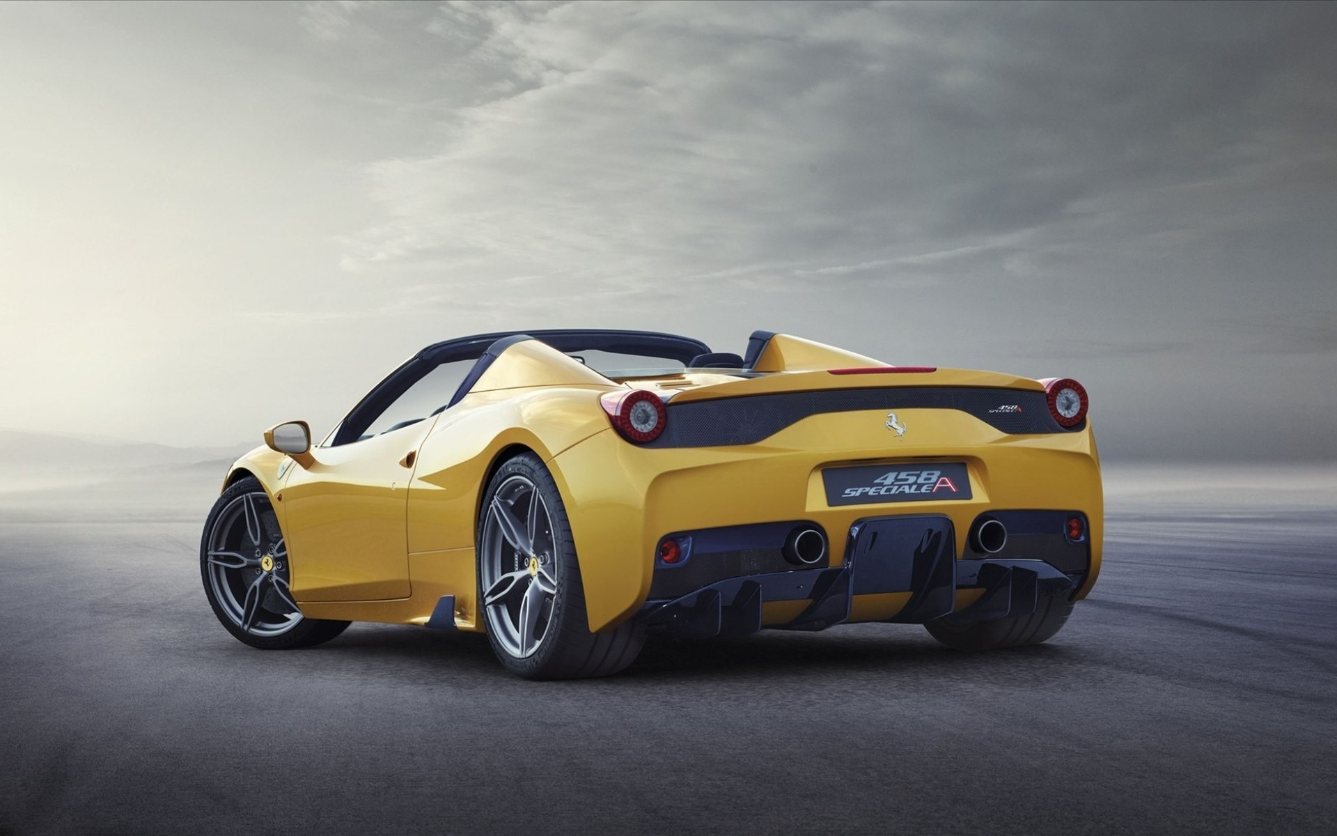 Ferrari 458 Full HD Wallpaper And Background Image