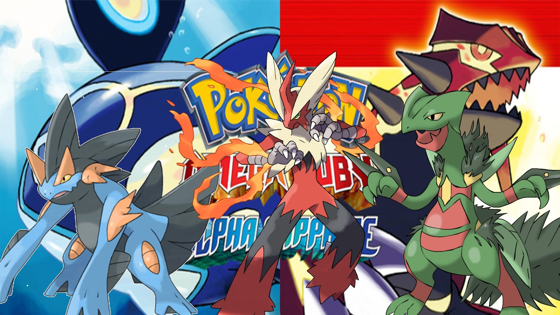 Pokémon: Omega Ruby and Alpha Sapphire HD Wallpaper | Background Image | 1920x1080 | ID:549809 - Wallpaper Abyss