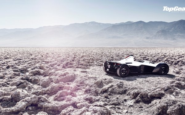 TV Show Top Gear BAC Mono Sport Car Race Car Car HD Wallpaper | Background Image