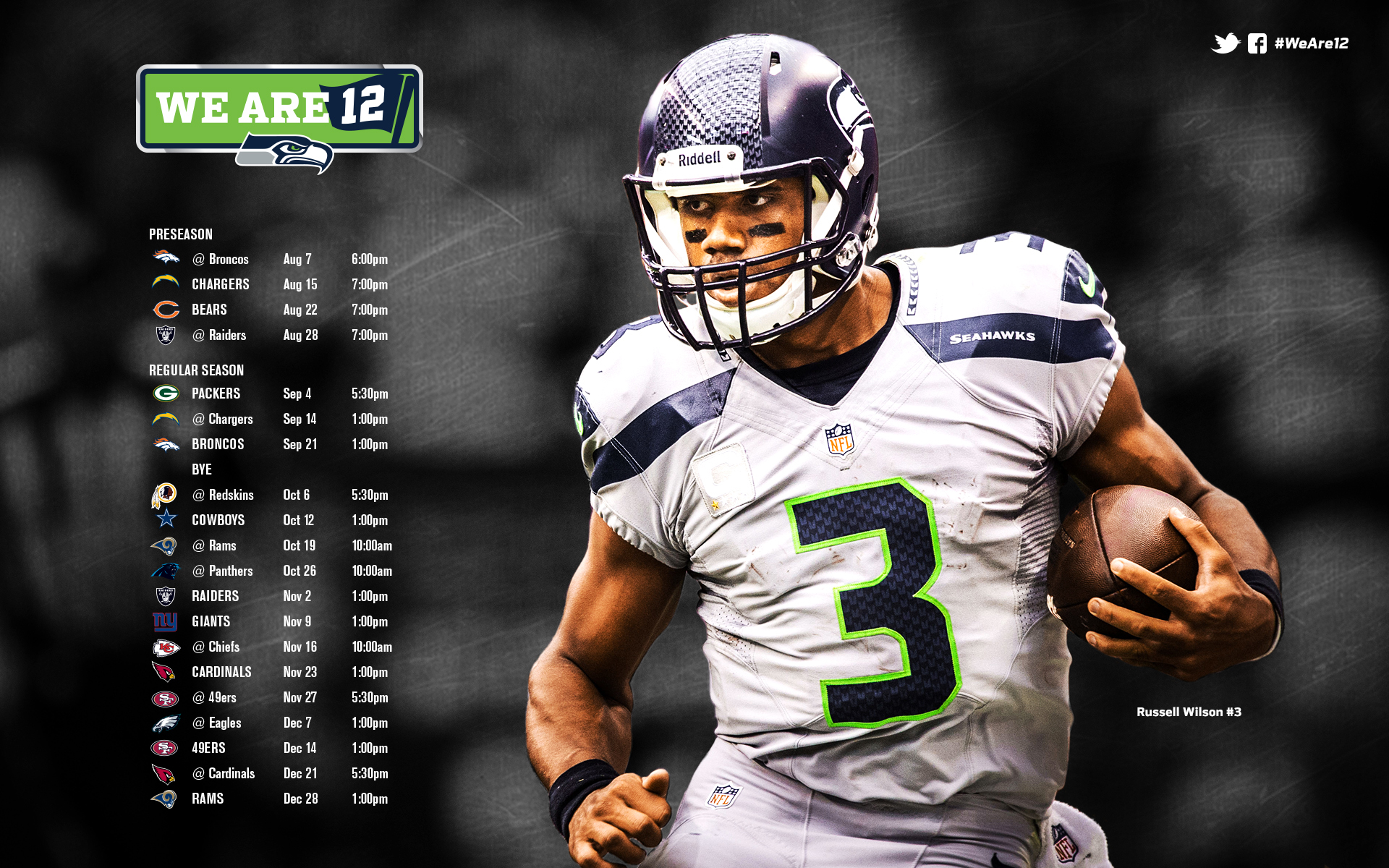russell wilson wallpaper wallpapers - photo #7