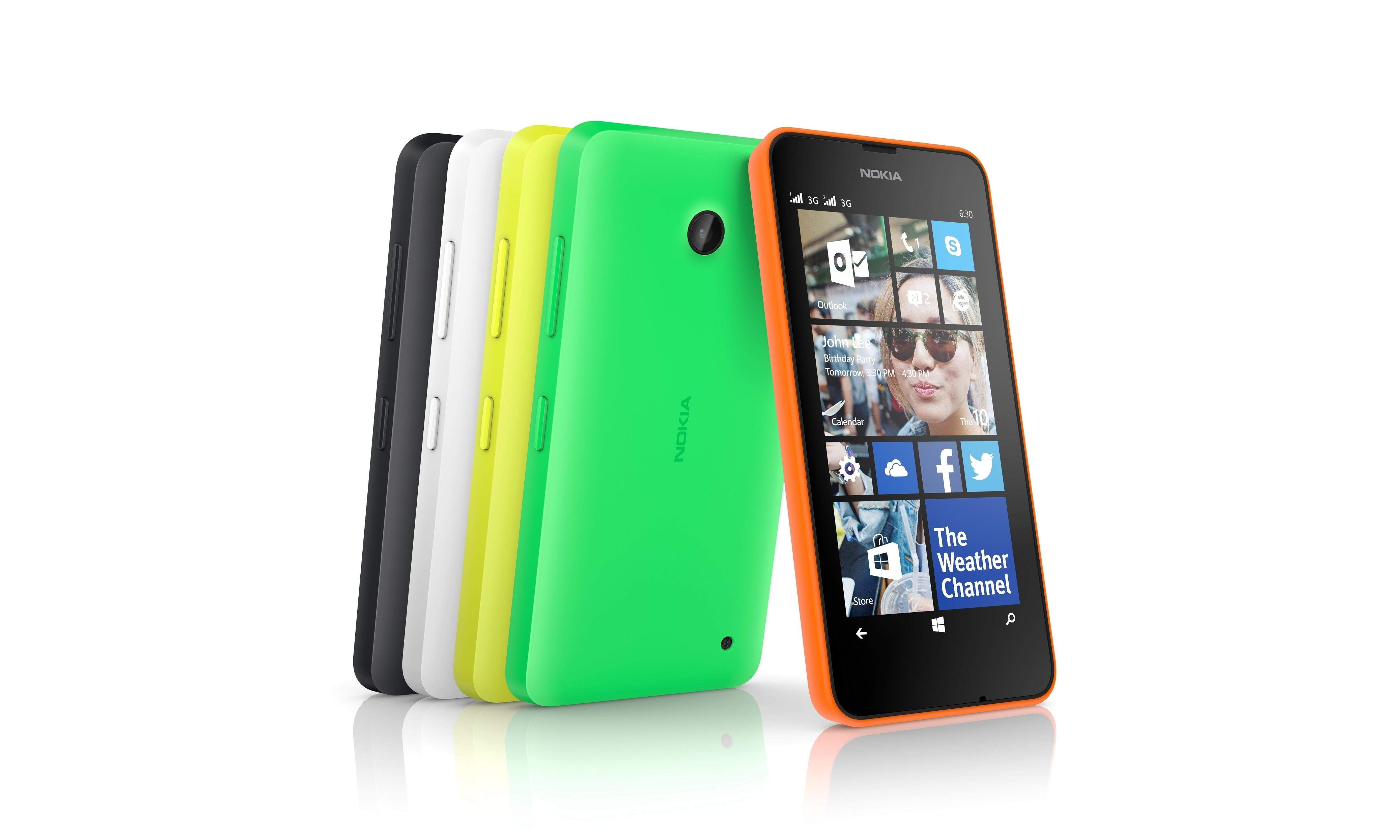 Technologia - Nokia Lumia Nokia Tapeta