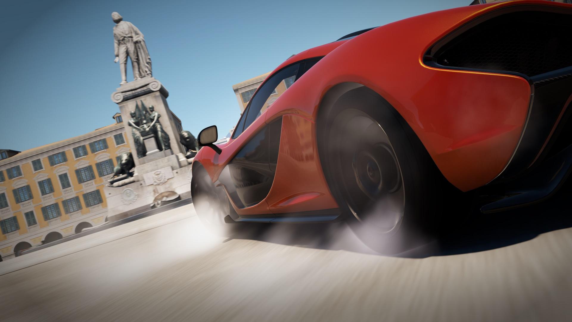 McLaren P1 Drift HD Wallpaper | Background Image ...