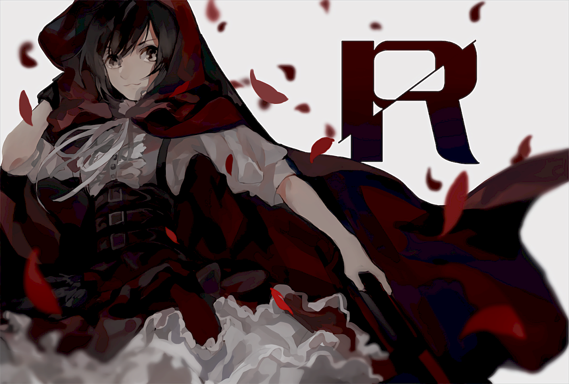 Anime - RWBY  Ruby Rose (RWBY) Wallpaper