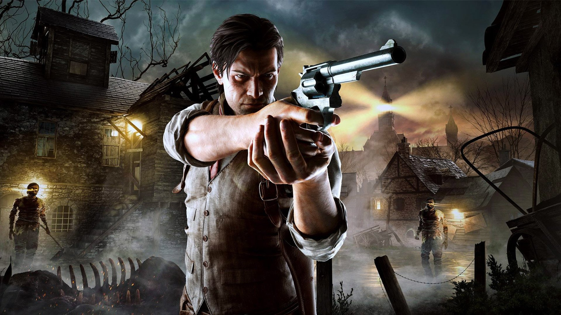 The Evil Within HD Wallpaper