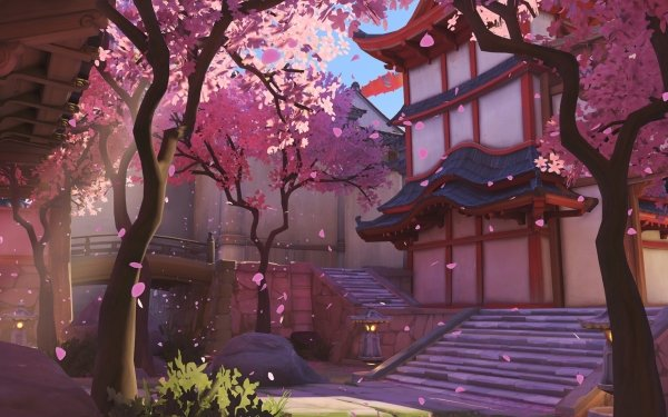 Video Game Overwatch HD Wallpaper   Background Image