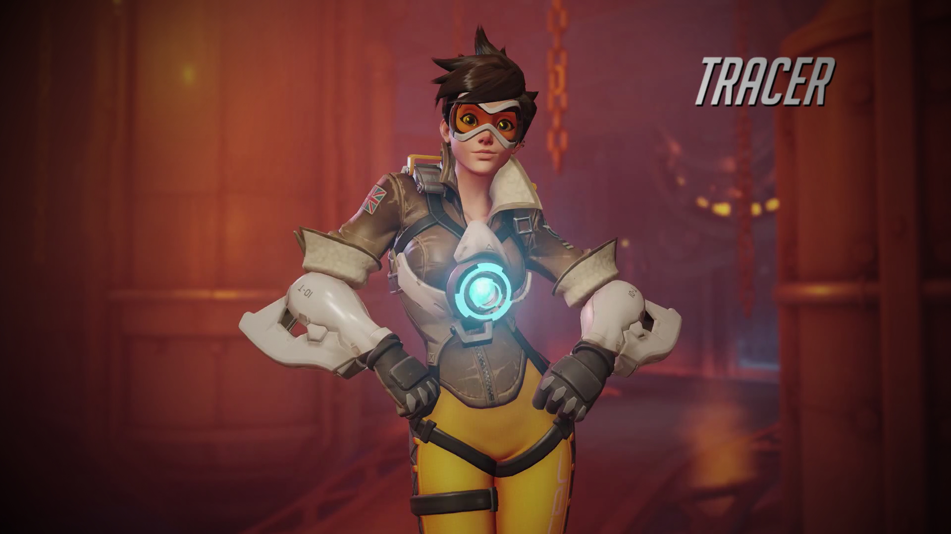 overwatch agent tracer wallpapers - photo #13