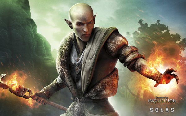 Video Game Dragon Age: Inquisition Dragon Age HD Wallpaper | Background Image