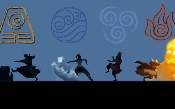 Anime Avatar: The Legend Of Korra Avatar (Anime) Aang Korra Roku Kyoshi HD Wallpaper   Background Image