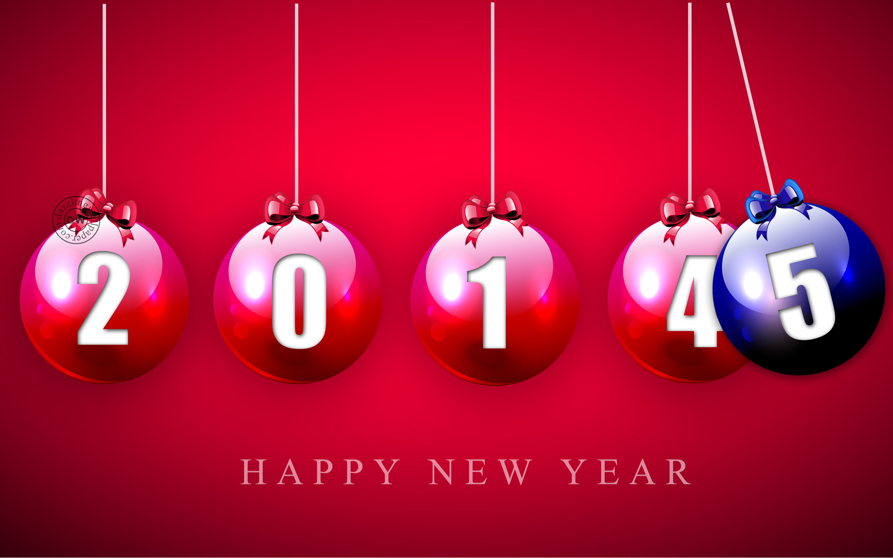 new year 2015 hd wallpaper | background image | 2880x1800 | id