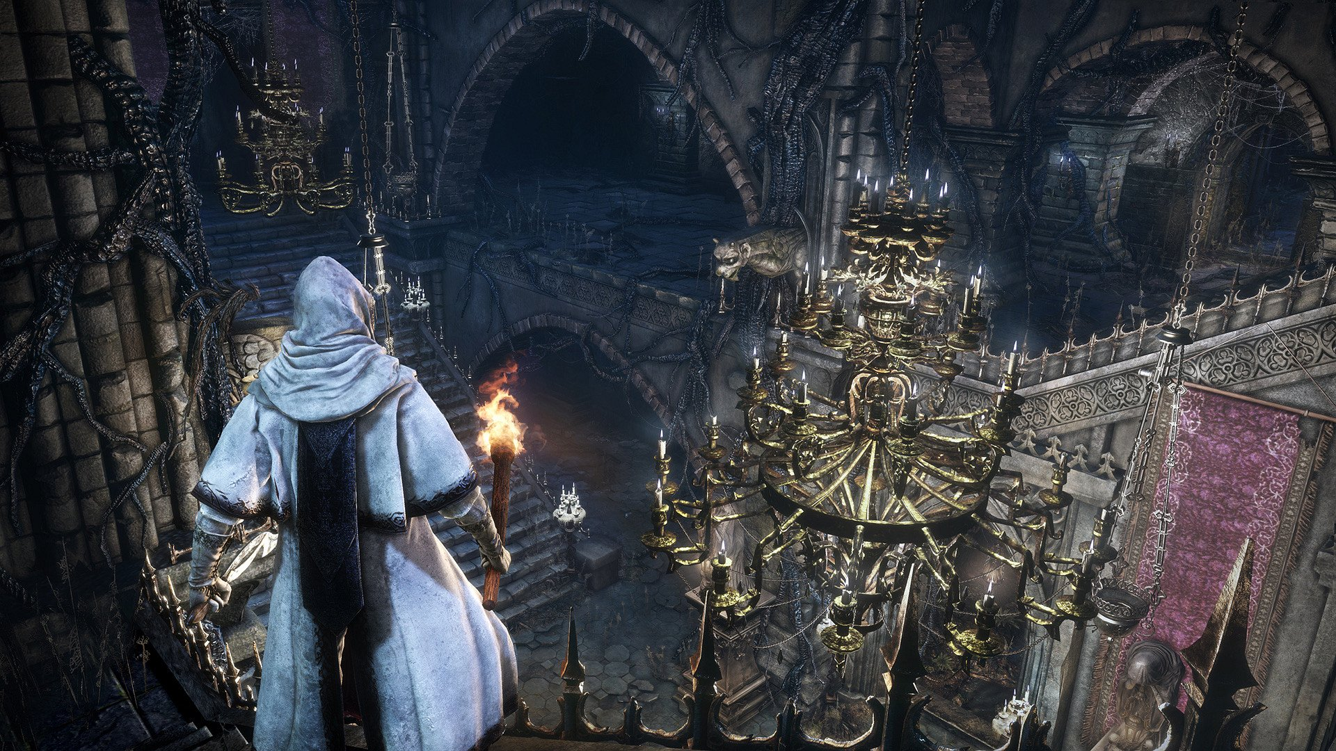 Bloodborne full hd wallpaper and background image 1920x1080 id 561266 - Bloodborne download ...