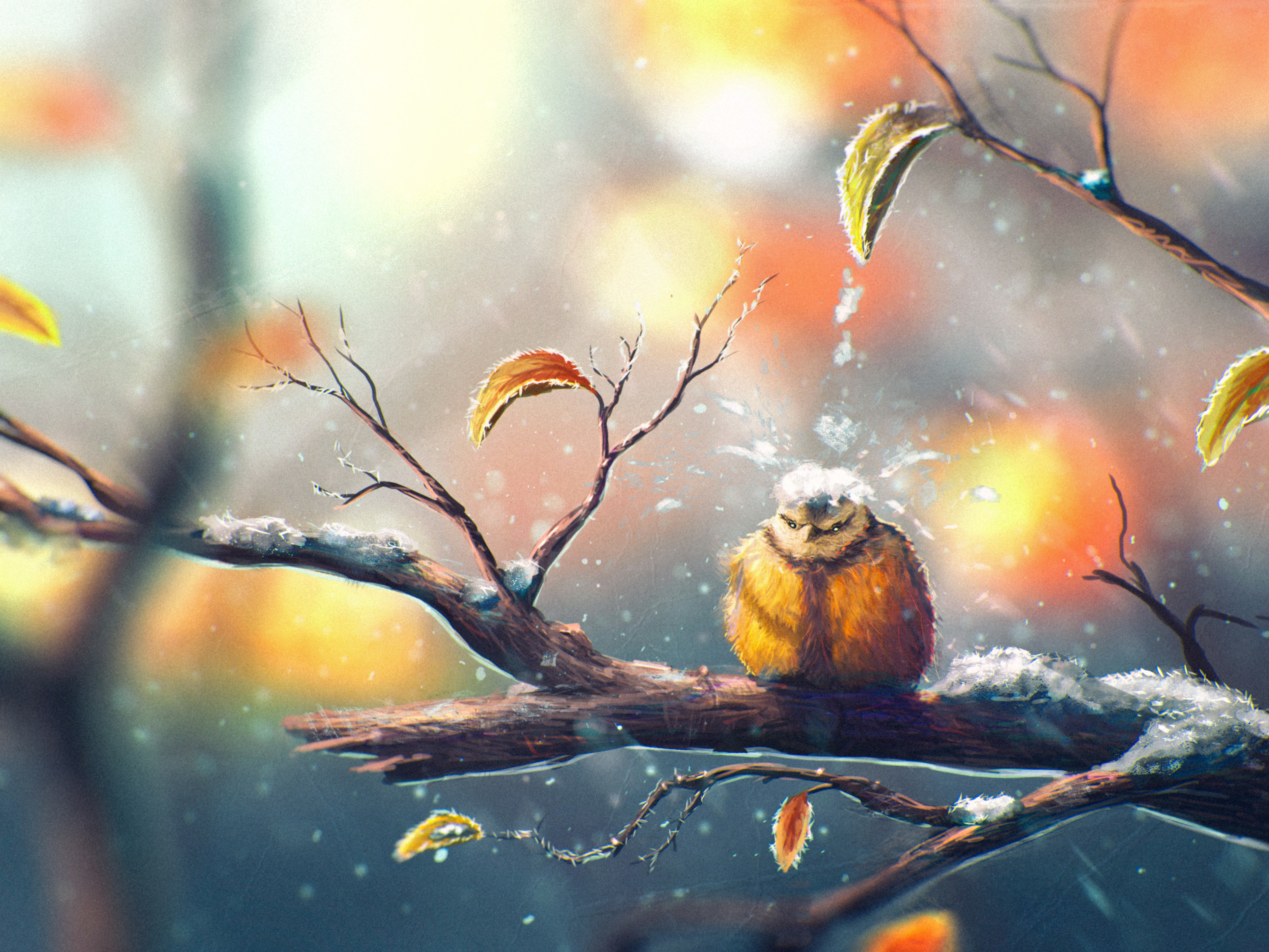 Painting Full Hd Wallpaper And Background 3200x2400 Id