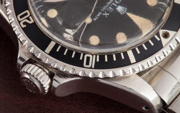 Man Made Watch Rolex Close-Up HD Wallpaper   Background Image