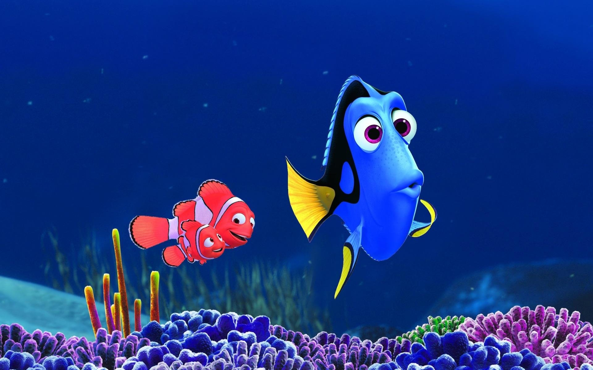 40 Dory Finding Nemo HD Wallpapers