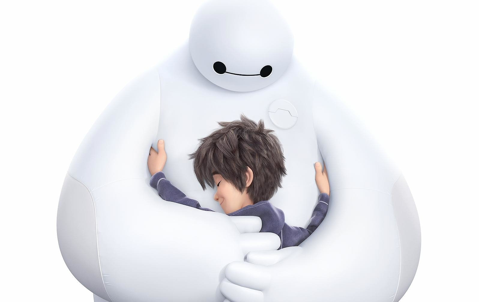 Hiro and Baymax Wallpaper and Background Image   1596x1008 ...