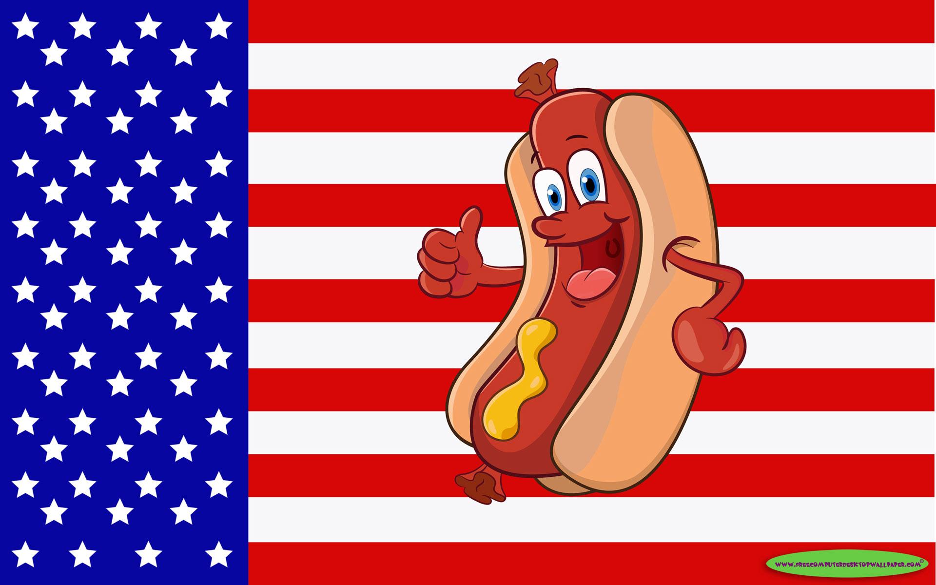 National Hot Dog Day Images
