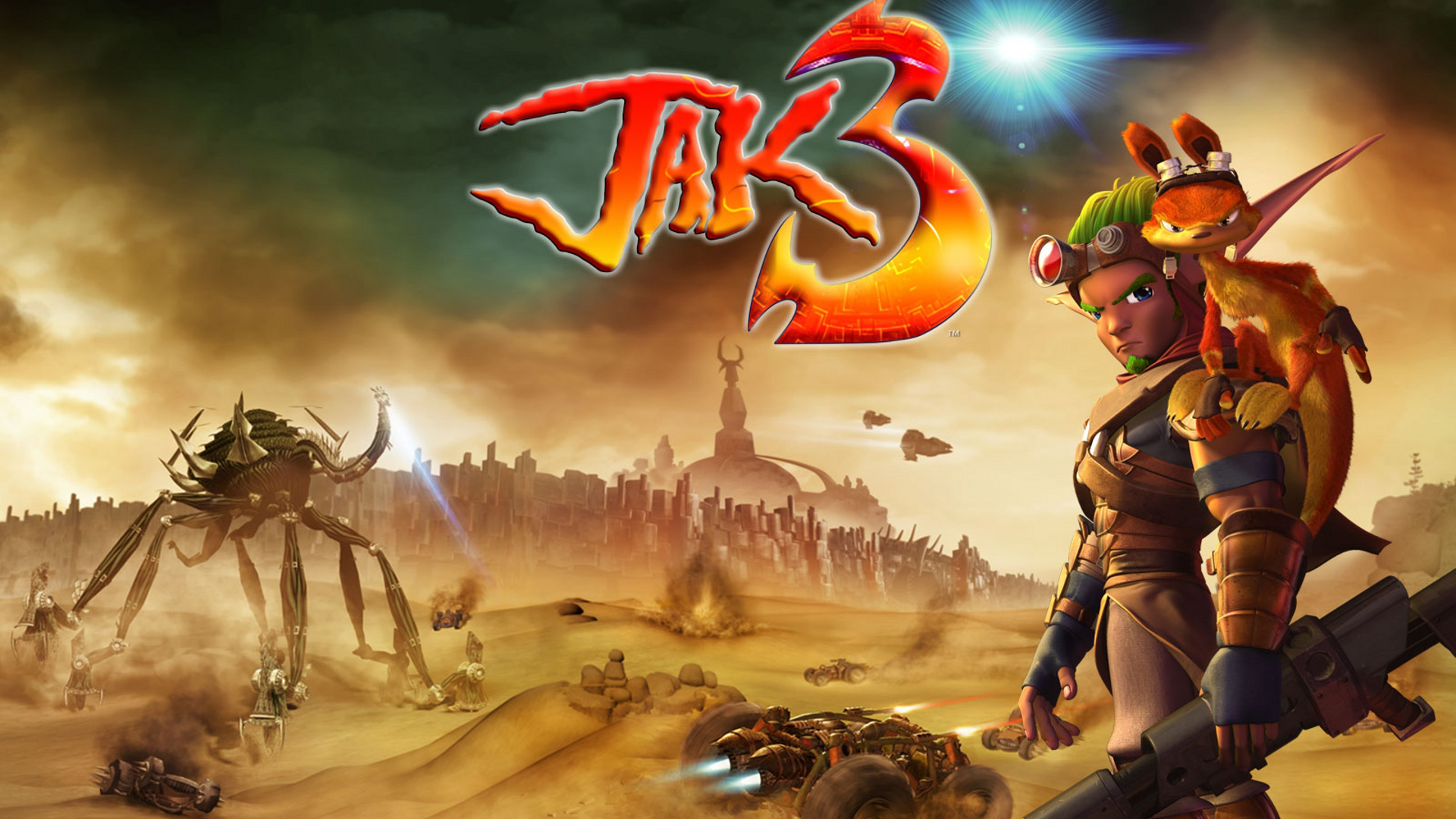 Jak And Daxter Wallpaper: Background Images - Wallpaper Abyss