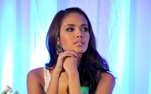 Celebrity Megan Young Models Philippines Asian Miss World Filipino Model HD Wallpaper   Background Image