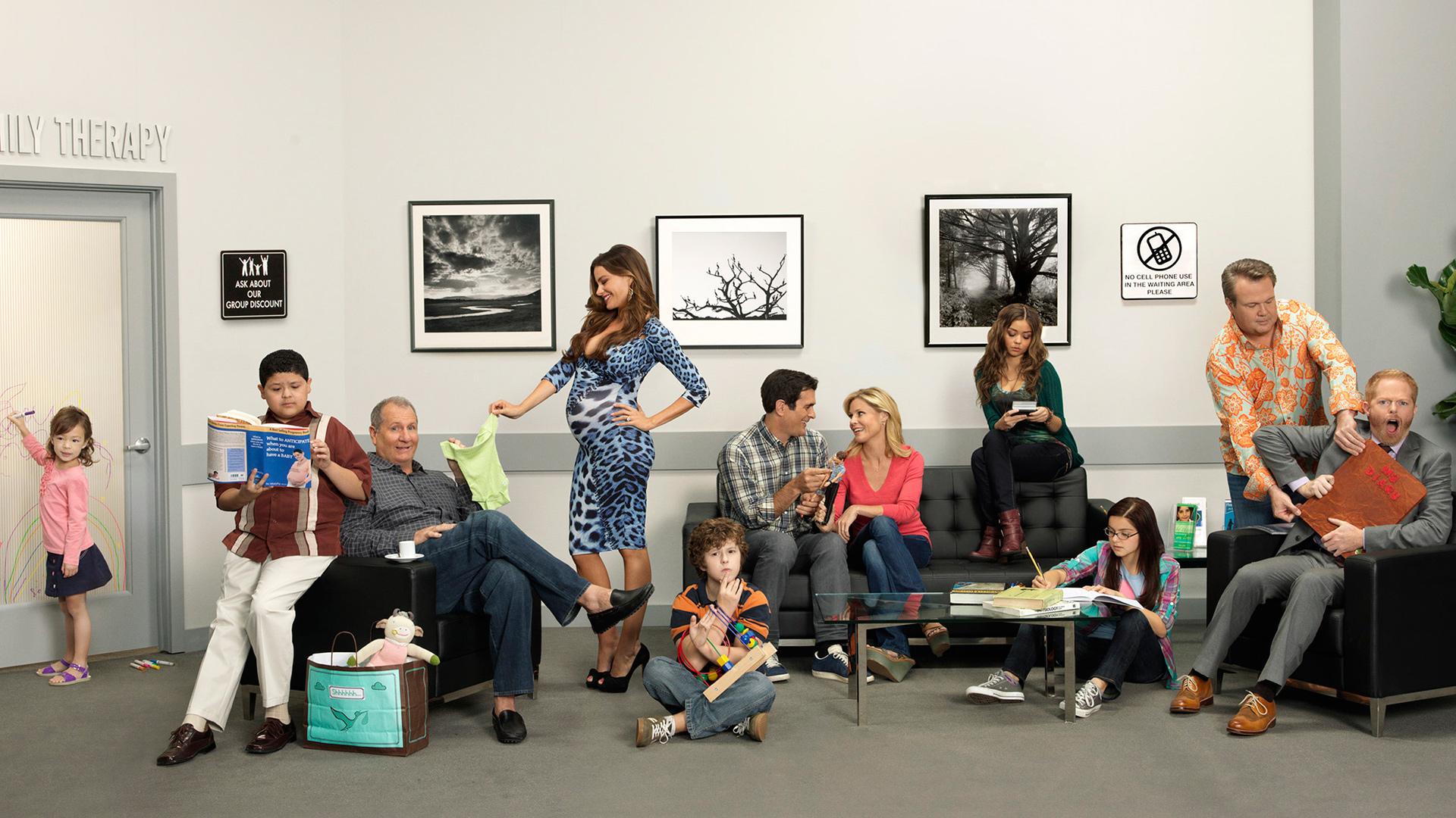 TV Show - Modern Family Wallpaper