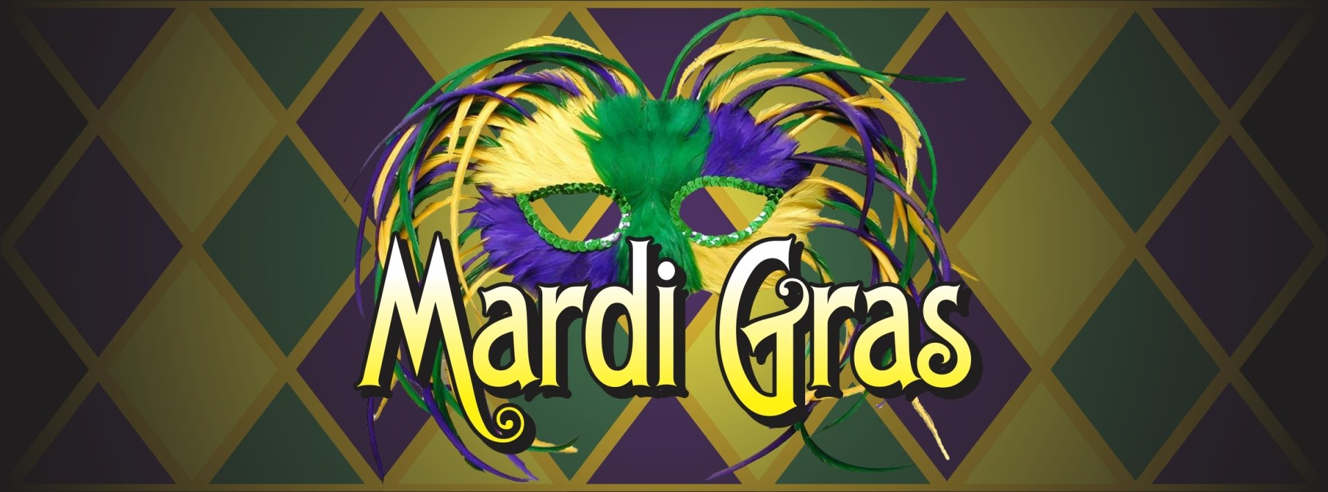 Holiday - Mardi Gras  Wallpaper