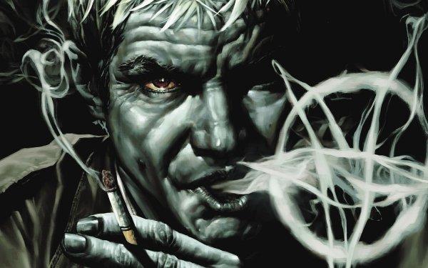 Comics Hellblazer Constantine John Constantine HD Wallpaper | Background Image