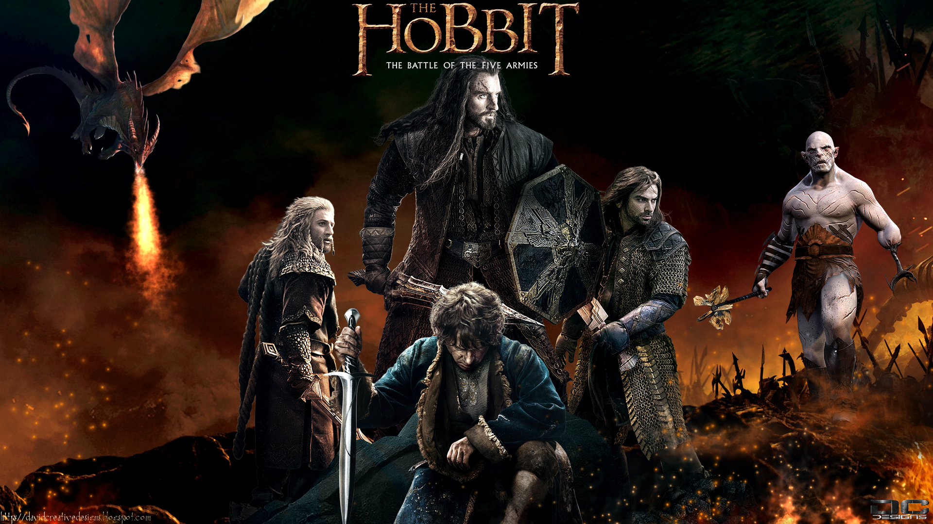 The Hobbit Full HD Wallpaper and Hintergrund | 1920x1080 ...
