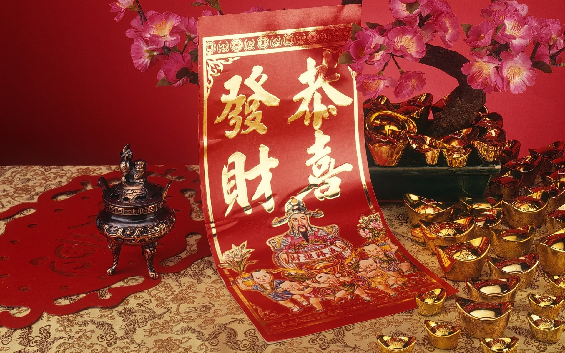 Chinese New Year Wallpapers, Awesome 38 Chinese New Year ...