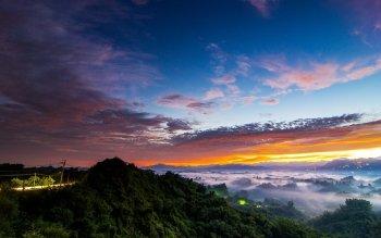 Earth Sunrise HD Wallpaper | Background Image