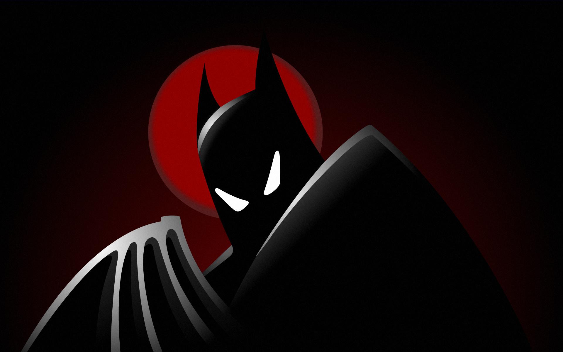 Batman the animated series hd wallpaper background - Batman wallpaper cartoon ...