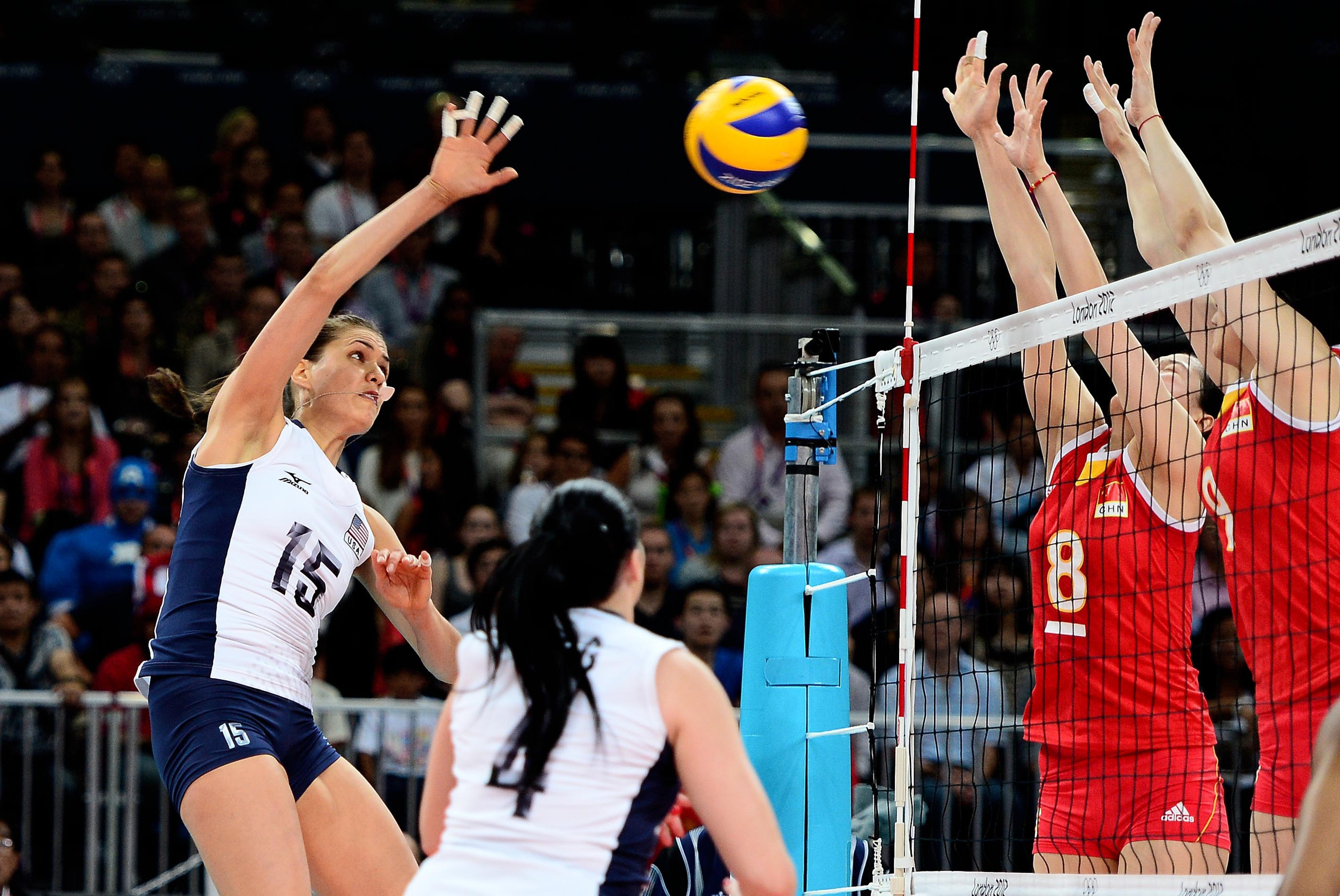 Sport Wallpaper Volleyball: Volleyball 4k Ultra HD Wallpaper And Background Image