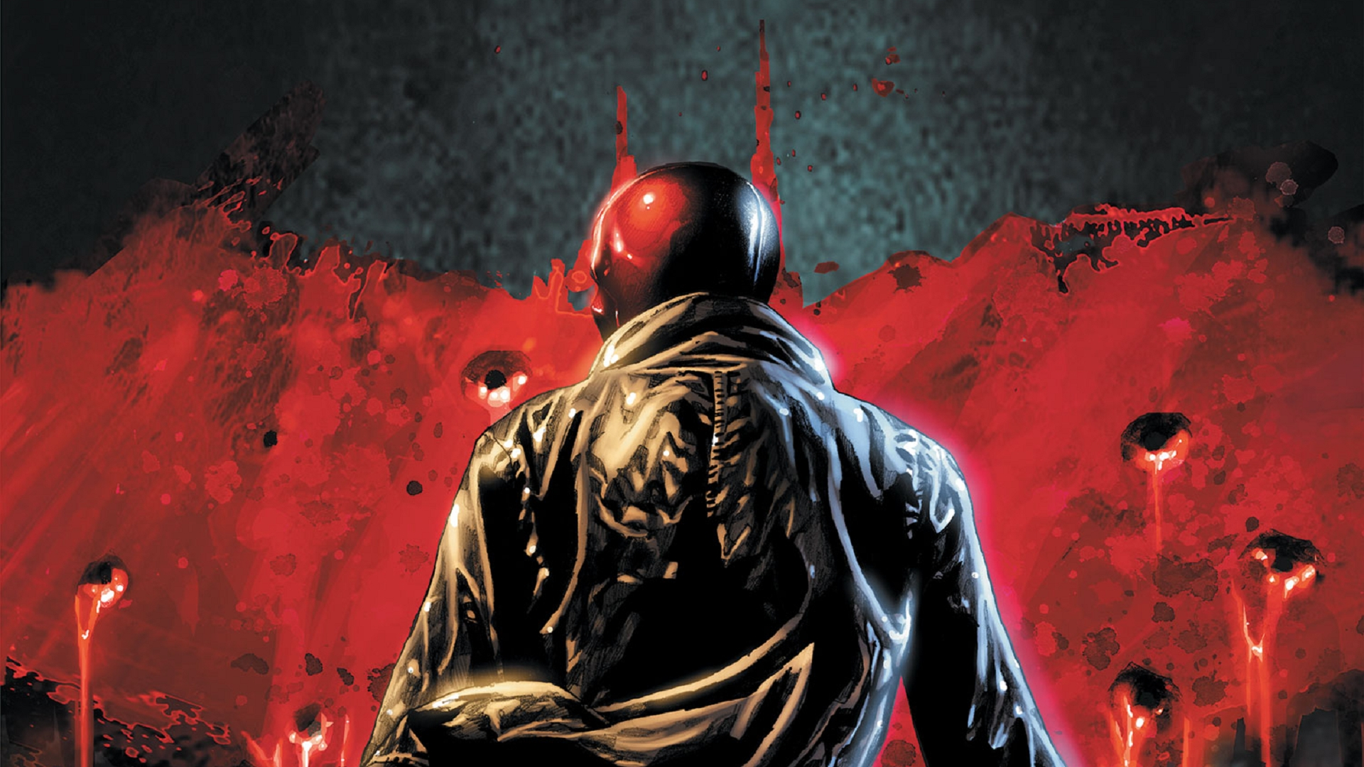Red Hood HD Wallpaper   Background Image   1920x1080   ID ...