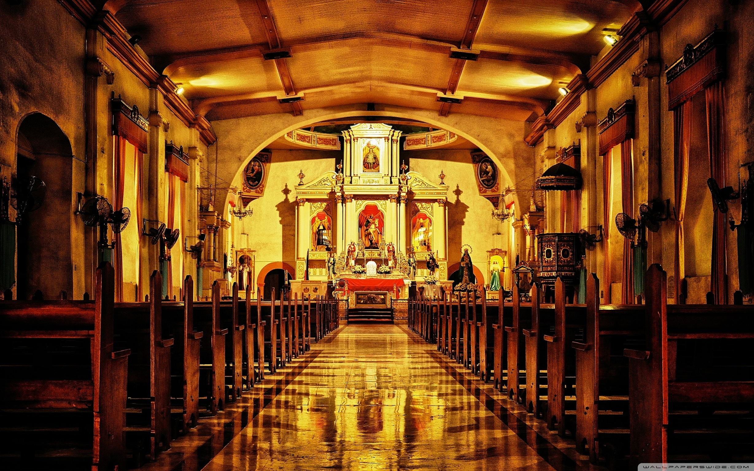 1 St James the Apostle Parish Church HD Wallpapers