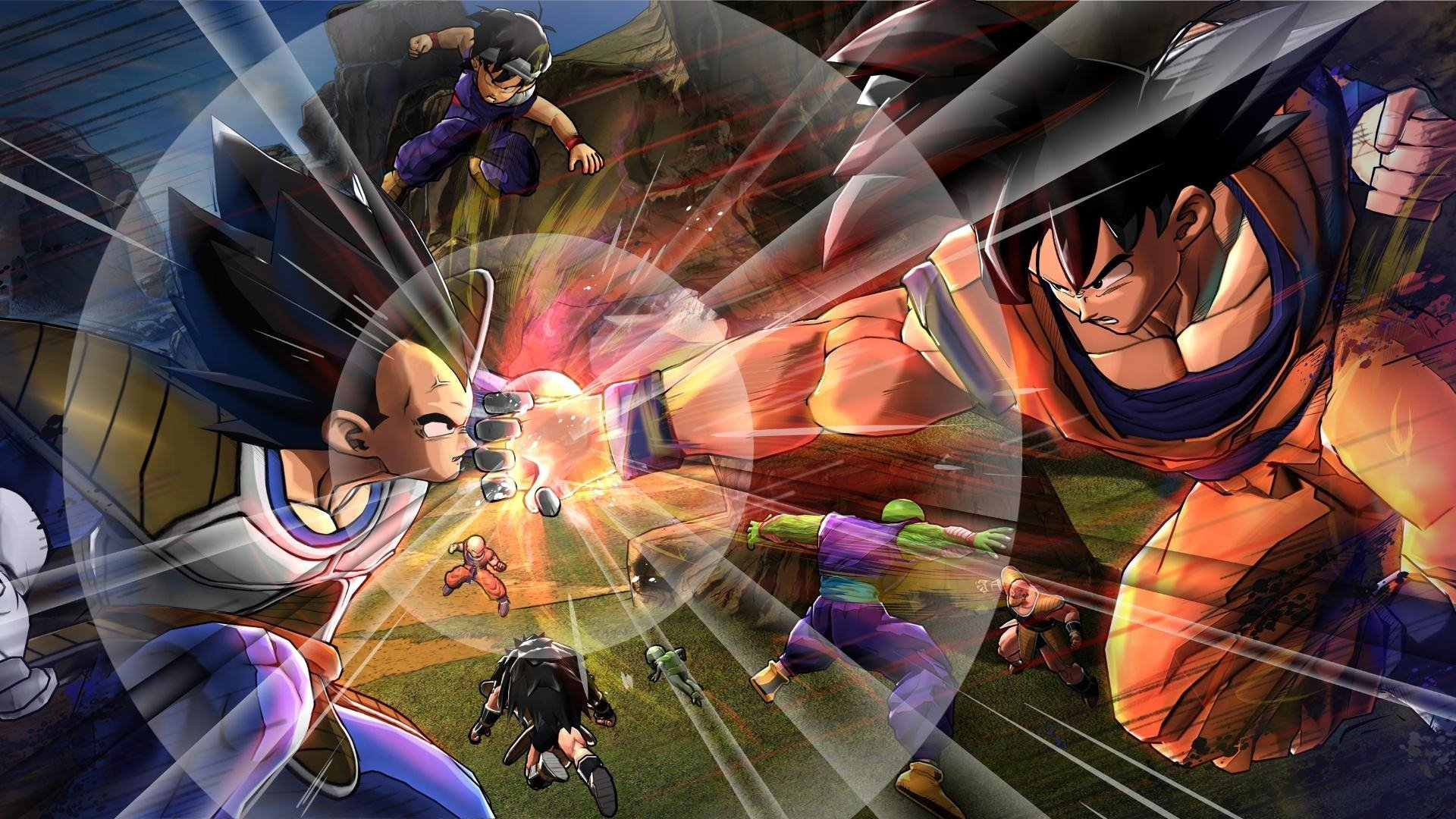 6 Dragon Ball Xenoverse Hd Wallpapers Background Images